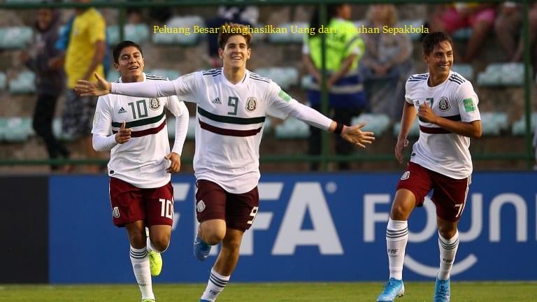 Peluang Besar Menghasilkan Uang dari Taruhan Sepakbola